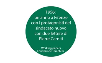 WORKING PAPER N. 12