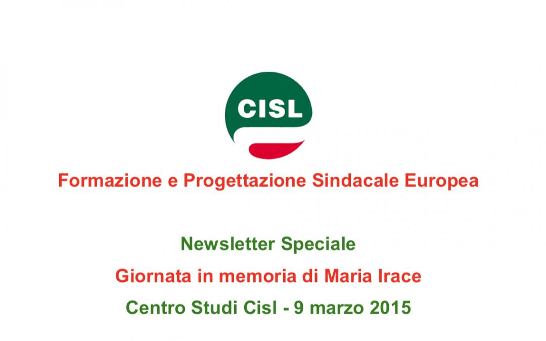 Newsletter 17 2015