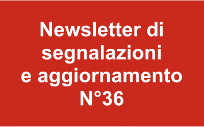 Newsletter 36 – 2018
