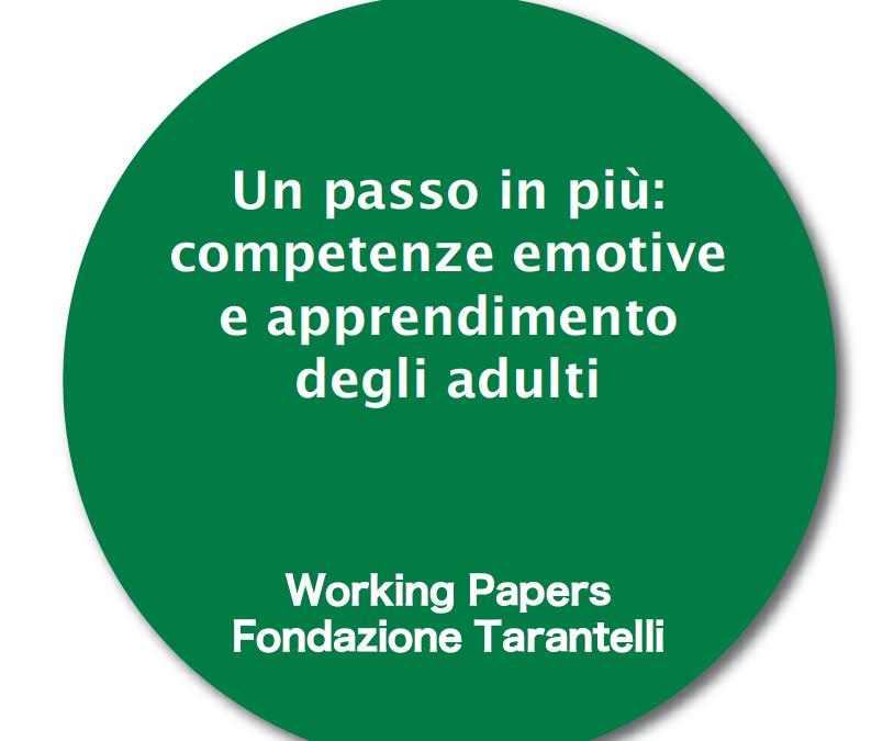 WORKING PAPER N.17