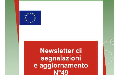 Newsletter 49 – Aprile 2020