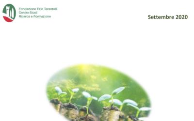 Recovery Fund: priorità e obiettivi ecologici e digitali socialmente sostenibili