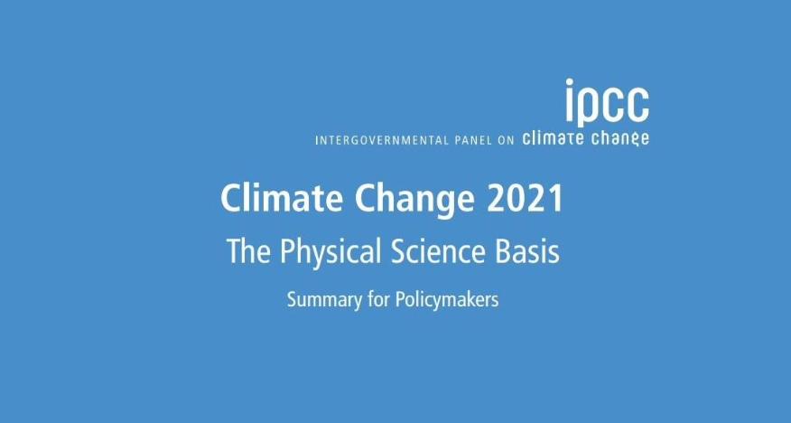 IL PRINCIPALE ORGANISMO INTERNAZIONALE PER LA VALUTAZIONE DEI CAMBIAMENTI CLIMATICI